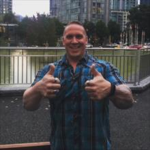 justhavefun37: Fun easy going nice guy:-) About. Non-Smoker with Athletic  body type. City. Maple ridge, British Columbia